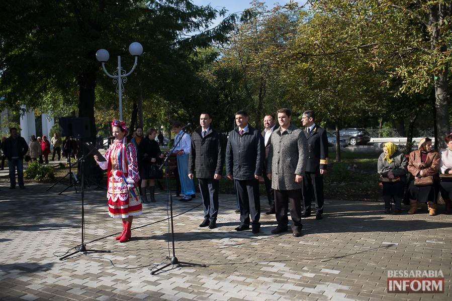 SME_5064 В Измаиле прошло открытие центрального фонтана (фото)