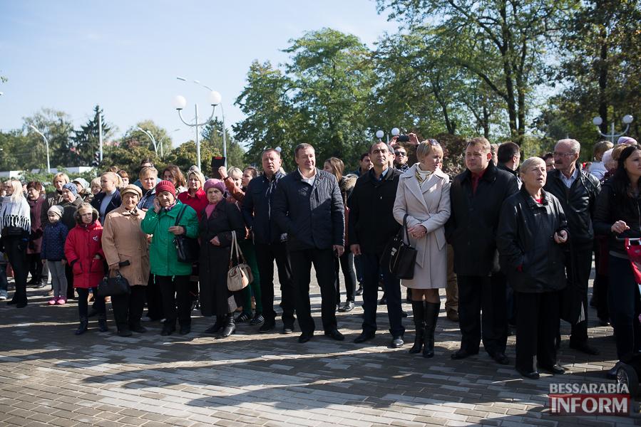 SME_5067 В Измаиле прошло открытие центрального фонтана (фото)