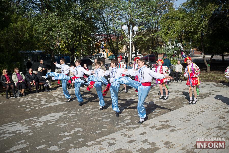 SME_5156 В Измаиле прошло открытие центрального фонтана (фото)