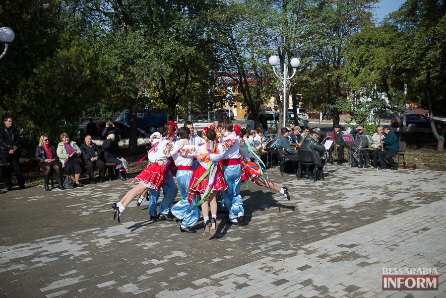 SME_5167 В Измаиле прошло открытие центрального фонтана (фото)