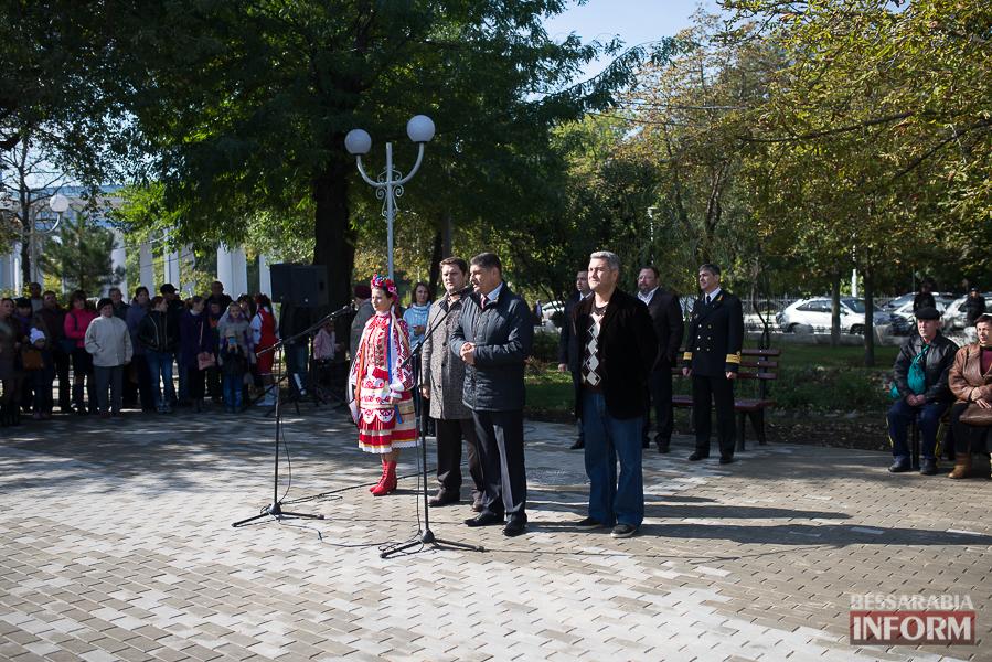 SME_5170 В Измаиле прошло открытие центрального фонтана (фото)