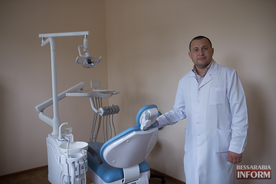 SME_8284 Измаильский р-н: в селе Матроска открыли новую амбулаторию (ФОТО)