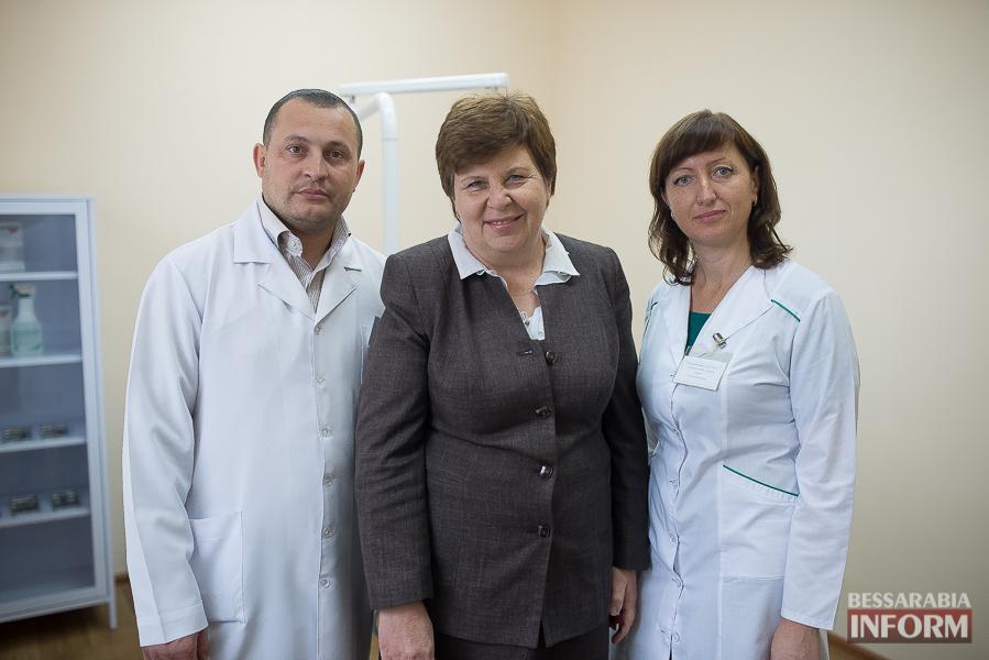 SME_8343 Измаильский р-н: в селе Матроска открыли новую амбулаторию (ФОТО)