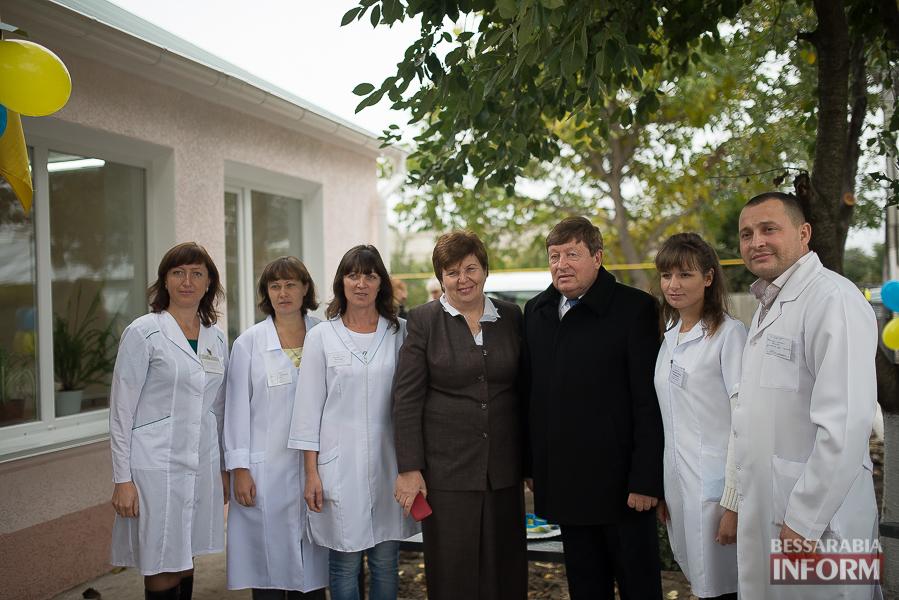SME_8374 Измаильский р-н: в селе Матроска открыли новую амбулаторию (ФОТО)