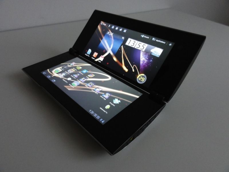 Sony-Tablet-P-2012 10 крупнейших провалов, случившихся на рынке гаджетов за последние годы
