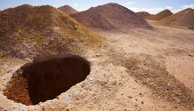 1 Уникальный подземный город Кубер Педи (фото)