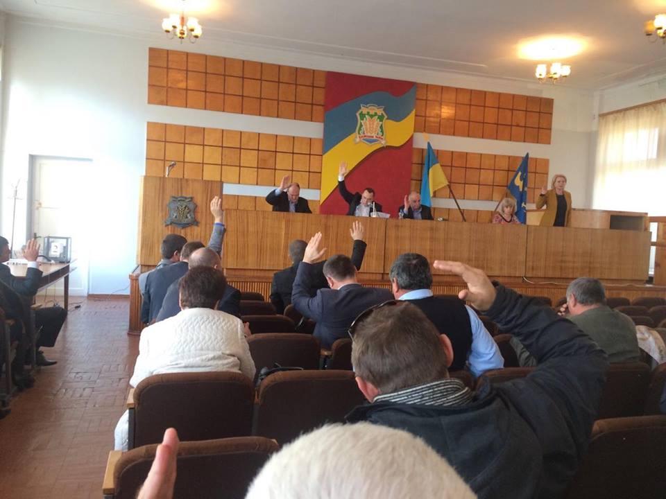 10441054_912898462099493_8906579686071759457_n Депутаты Килийского района выбрали председателя райсовета