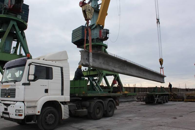 Строительство объездной дороги в Рени идет полным ходом