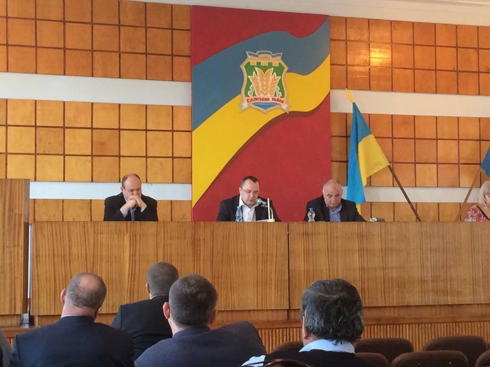 Депутаты Килийского района выбрали председателя райсовета