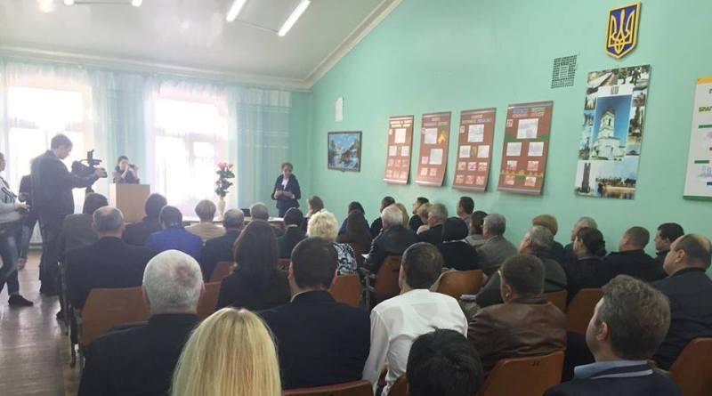 12241179_911067798949226_6128884433641318734_n В Килие состоялась первая сессия горсовета нового созыва