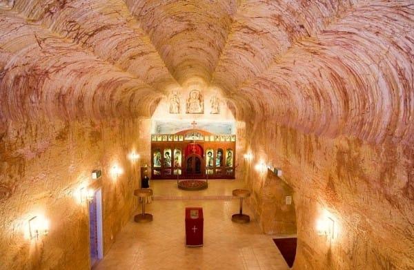 13 Уникальный подземный город Кубер Педи (фото)