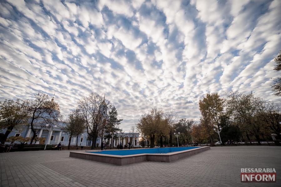 Измаил: самые красивые фотографии осеннего неба (фоторепортаж)