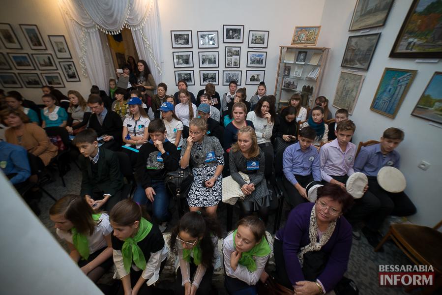 153 Измаил: будущее Черного моря в надежных руках