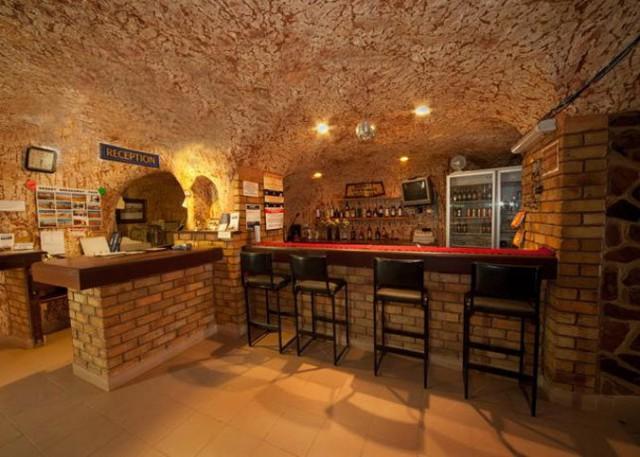 16 Уникальный подземный город Кубер Педи (фото)