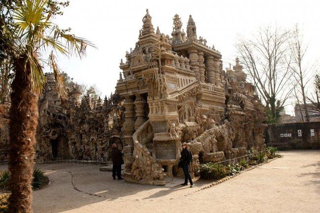 241 Один в поле (храмы, построенные собственноручно) - (26 фото)