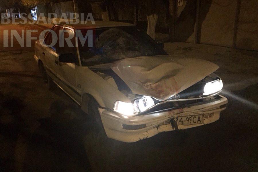 Смертельное ДТП в Измаиле - погибла женщина