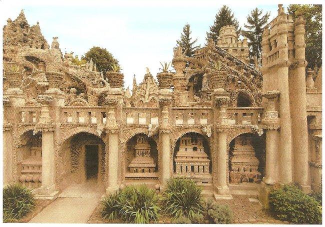 251 Один в поле (храмы, построенные собственноручно) - (26 фото)