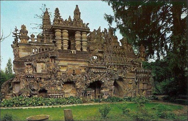 261 Один в поле (храмы, построенные собственноручно) - (26 фото)