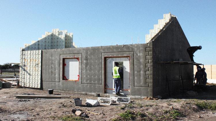 29 Как построить дом за один день