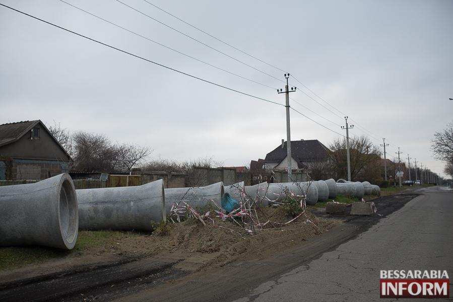 312 В Измаиле отремонтируют проблемный участок канализационного колектора