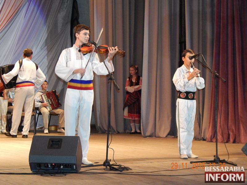 320 В Измаиле прошел праздник для этнических румын (фото)