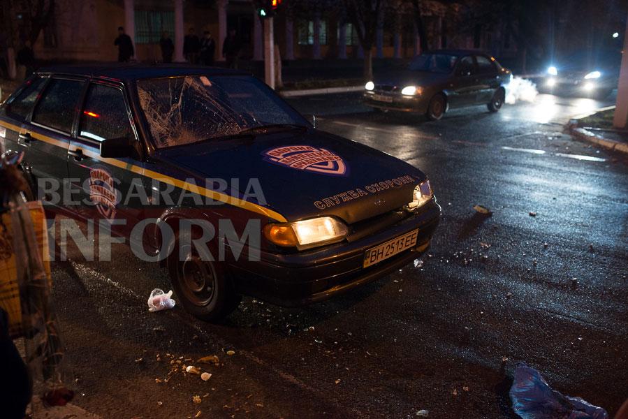 33 Измаил: на проспекте Суворова сбили велосипедиста (ФОТО)