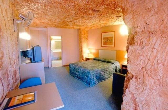 4 Уникальный подземный город Кубер Педи (фото)