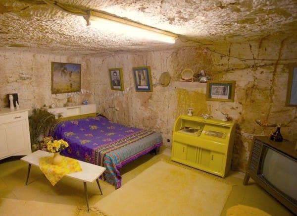 5 Уникальный подземный город Кубер Педи (фото)