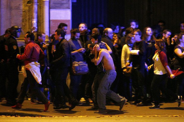 56467f8c1101d В результате терактов в Париже погибло более 150 человек