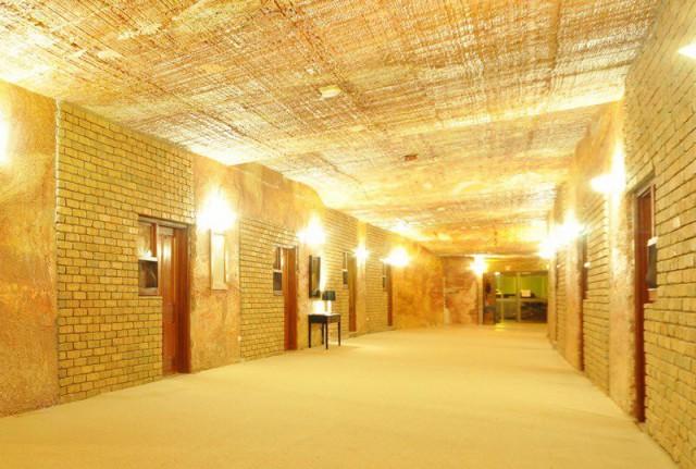 6 Уникальный подземный город Кубер Педи (фото)