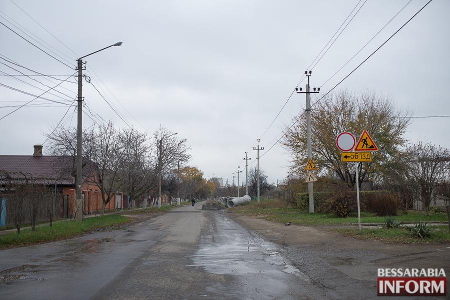 612 В Измаиле отремонтируют проблемный участок канализационного колектора
