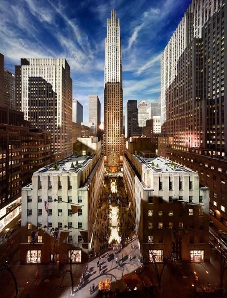 78041_main 24 часа в одном снимке. Американский фотограф совместил дневные и ночные пейзажи разных городов