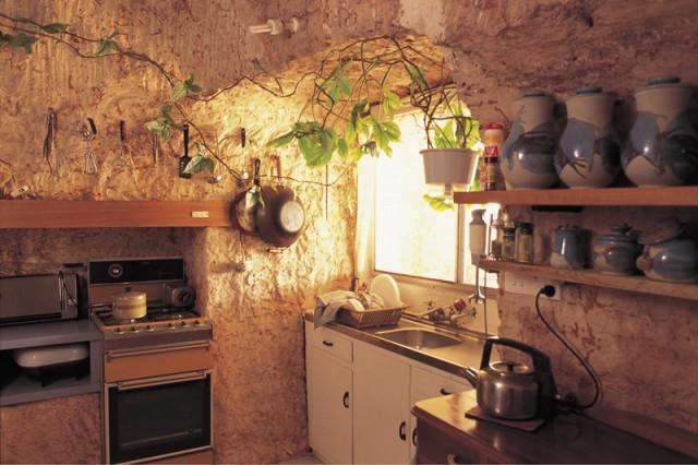 8 Уникальный подземный город Кубер Педи (фото)