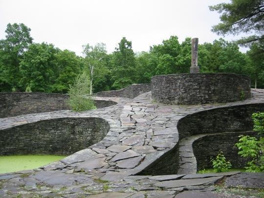811 Один в поле (храмы, построенные собственноручно) - (26 фото)