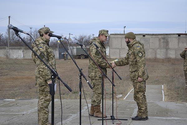 DSC6016 В Аккерман на ротацию прибыли воины из зоны АТО