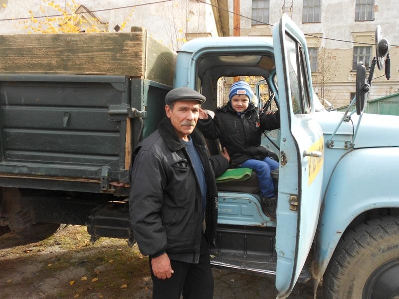 DSCN3186 Детский сад гостил в Измаильском техникуме механизации и электрификации с/х