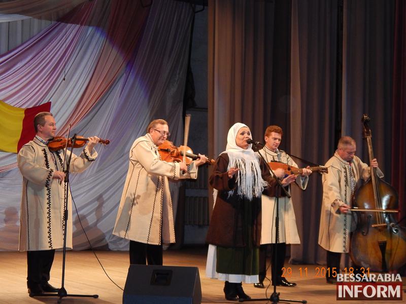 В Измаиле прошел праздник для этнических румын (фото)