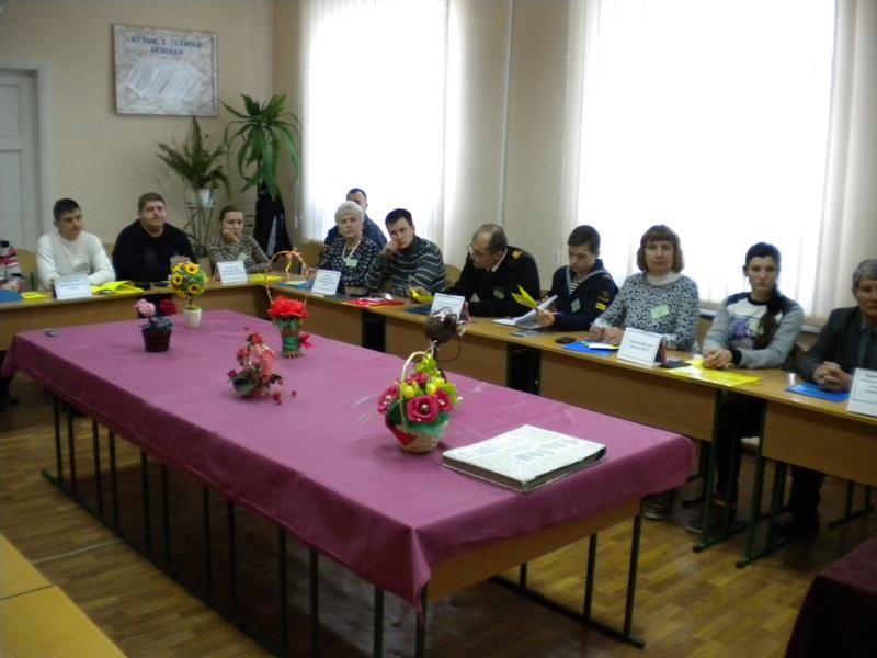 DSCN6653 В Измаильском с/х техникуме прошло заседание регионального студенческого совета самоуправления