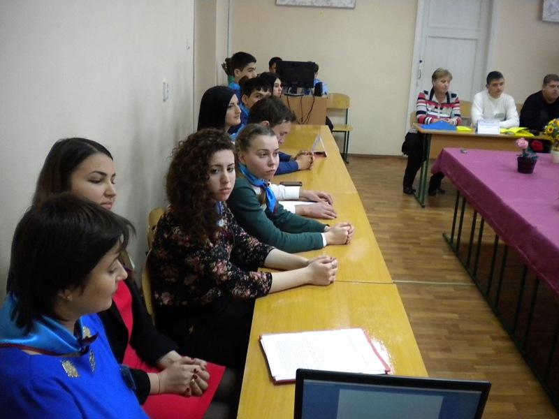 DSCN6655 В Измаильском с/х техникуме прошло заседание регионального студенческого совета самоуправления