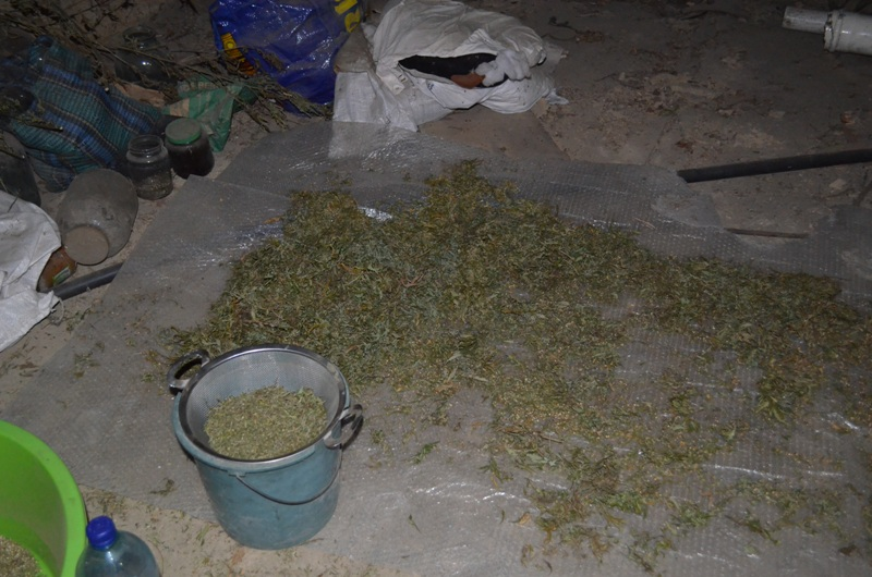 """Измаильские правоохранители задержали очередного """"нарколюбителя"""" (фото)"""