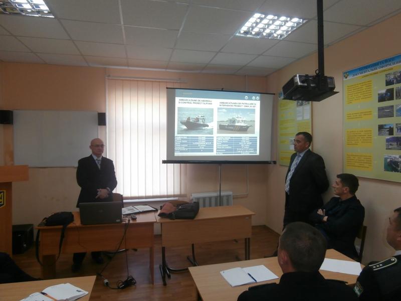 Izobrazhenie-055 Измаильских моряков-пограничников будут обучать румынские преподаватели