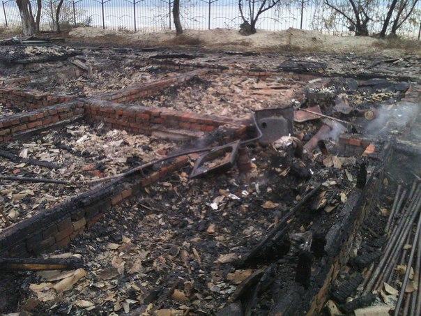 JKGCvRkfzHM Прошлой ночью в Затоке снова горела база отдыха (фото)