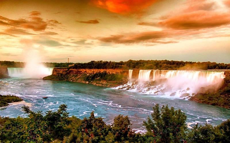 Niagarskij-vodospad 10 «стран» в Украине, которые стоит посетить: одесская Италия и хмельницкая Ирландия (фото)