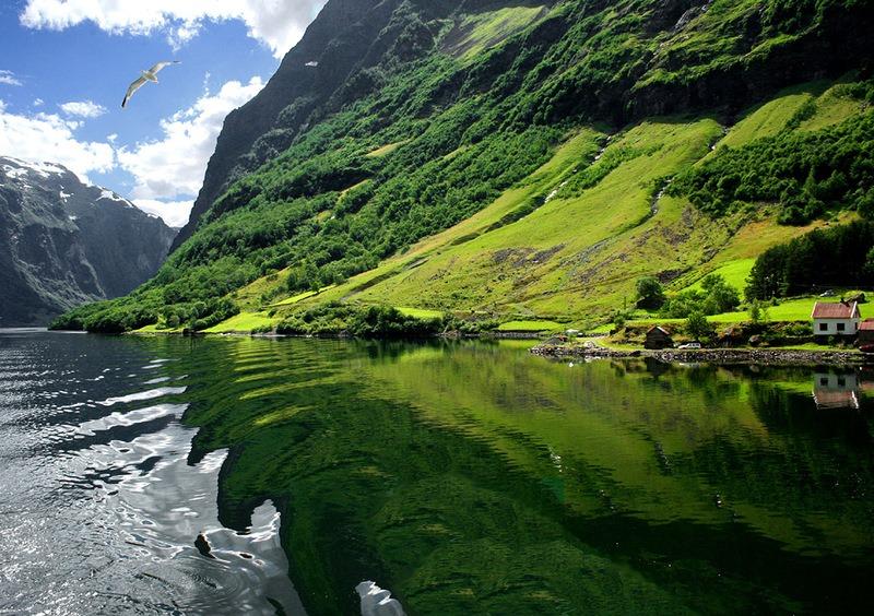 Norvegiya 10 «стран» в Украине, которые стоит посетить: одесская Италия и хмельницкая Ирландия (фото)