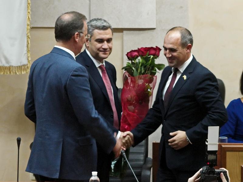 Депутат от Ренийского р-на стал заместителем председателя облсовета