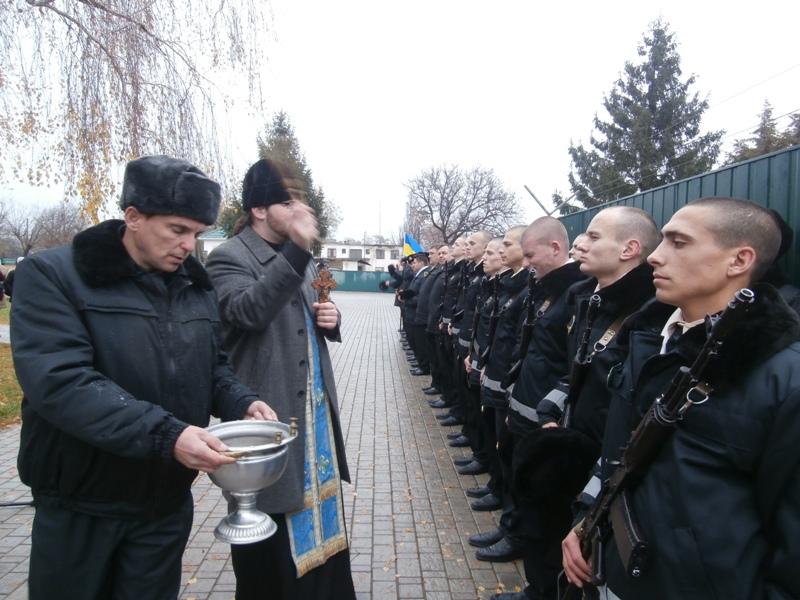 PB270082 Будущие моряки-пограничники присягнули на верность украинскому народу (фото)