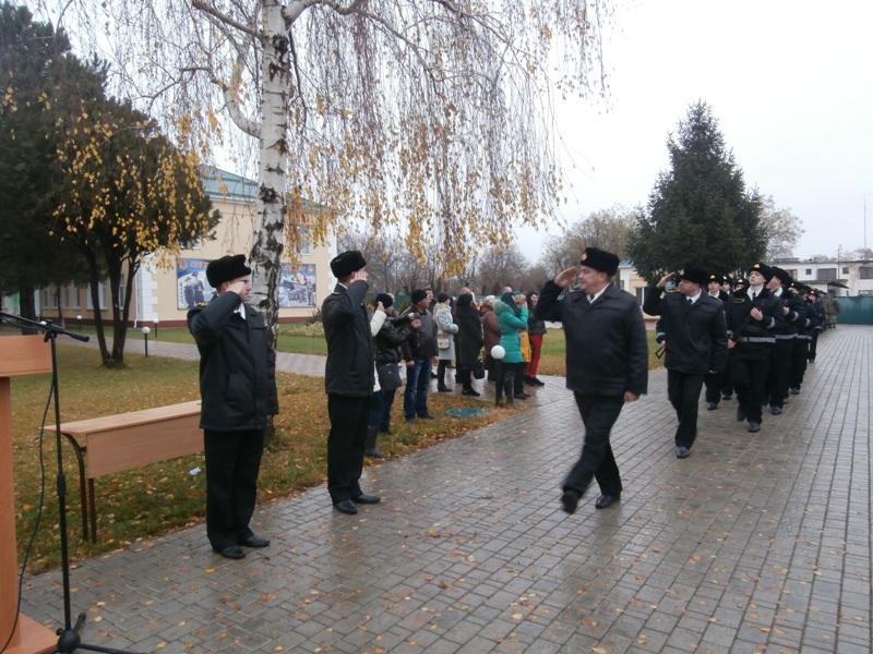 PB270096 Будущие моряки-пограничники присягнули на верность украинскому народу (фото)
