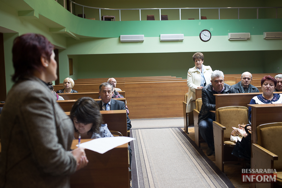 Измаильский р-н: решается судьба зданий детских садов и клубов
