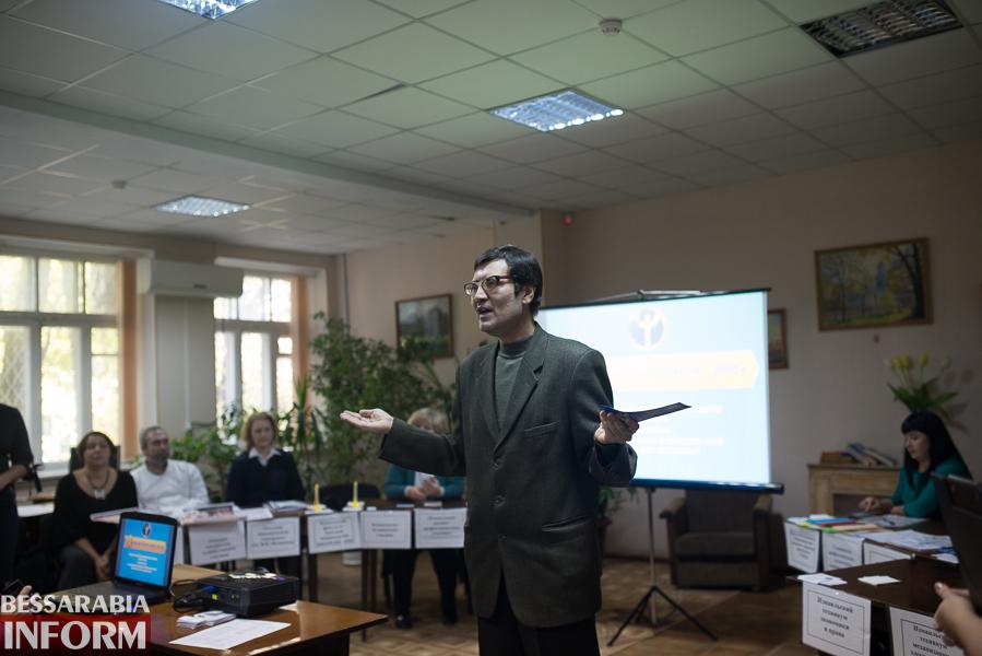 """SME_2671 Региональные вузы сказали измаильским абитуриентам свое """"Милости простим"""" (фото)"""