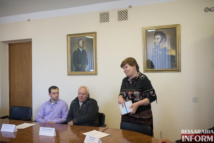 SME_2771 Измаил: заседание Общественного совета - в спорах рождается истина